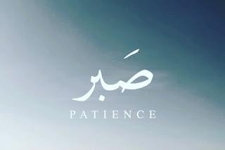 Pentingnya Melatih Kesabaran