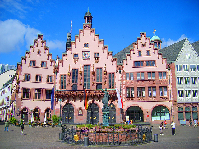 Tòa nhà Romerberg