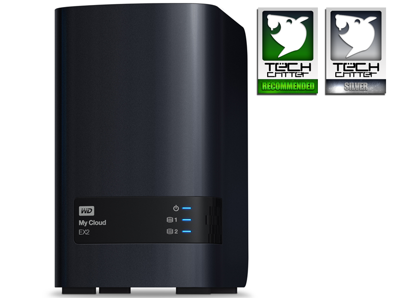 Unboxing & Review: Western Digital My Cloud EX2 183