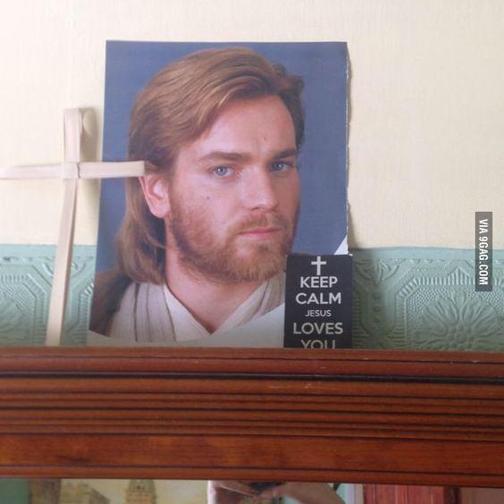 Ewan McGregor Jesus