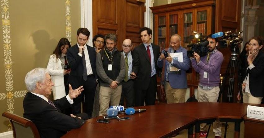 MARIO VARGAS LLOSA: Nobel de Literatura visitará Arequipa el Martes 28