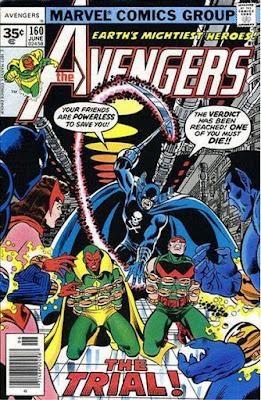 Avengers #160, Grim Reaper
