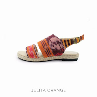 JELITA ORANGE THE WARNA