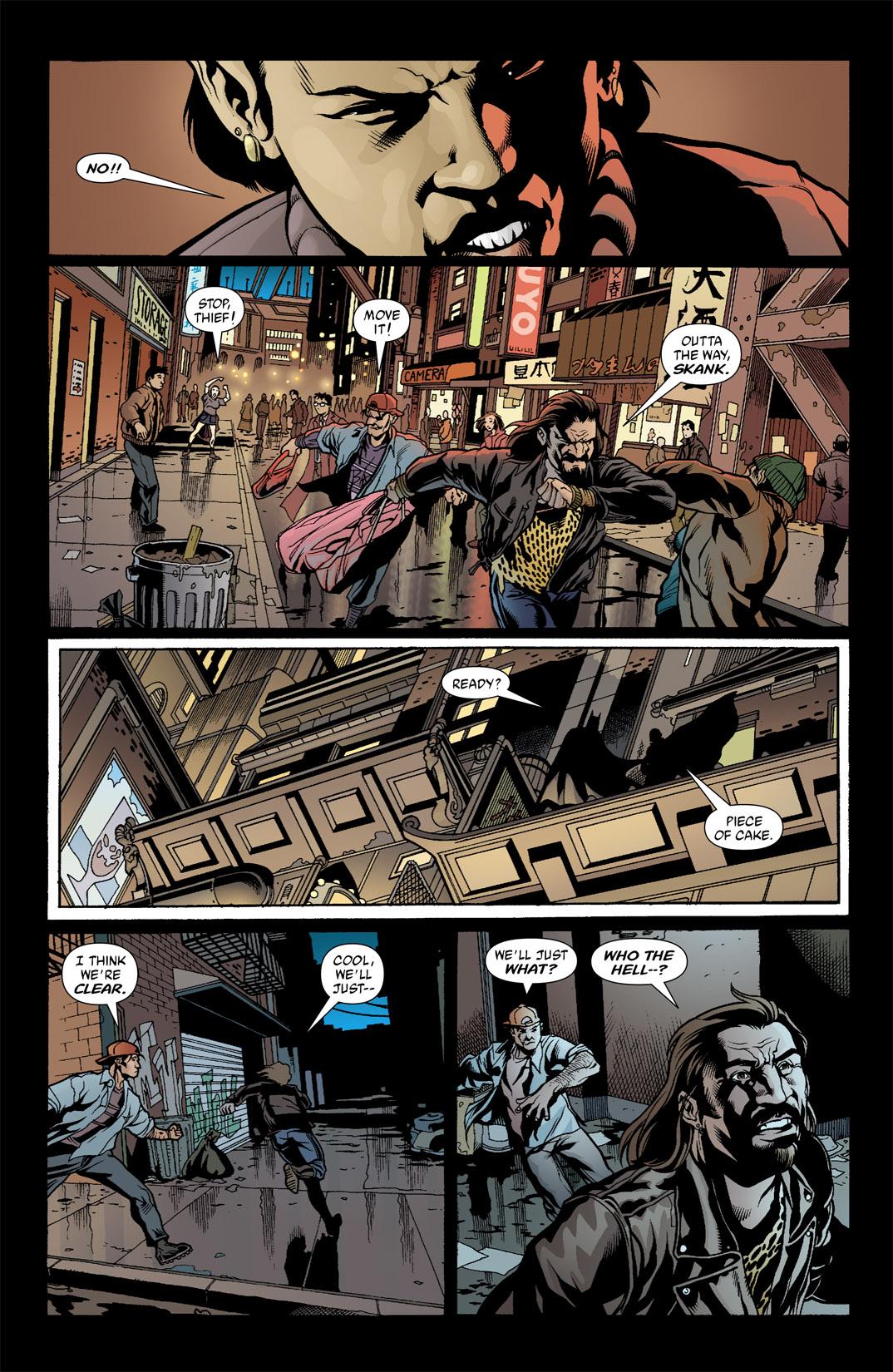 Detective Comics (1937) 796 Page 2