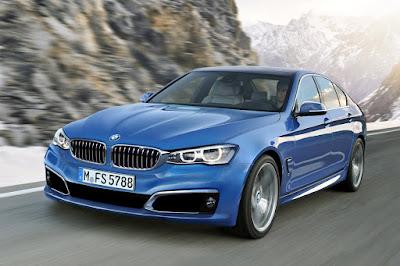 Kereta BMW 5Series 2016