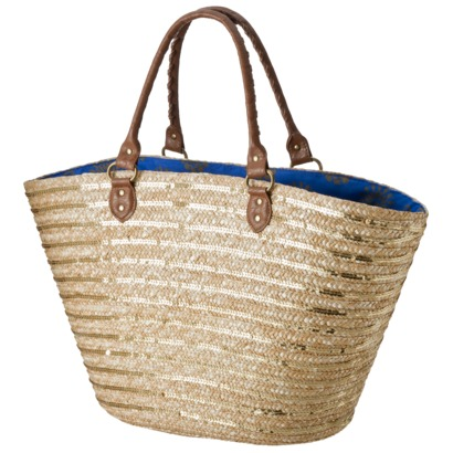 Beach Bag Target Sequin Straw Jpg