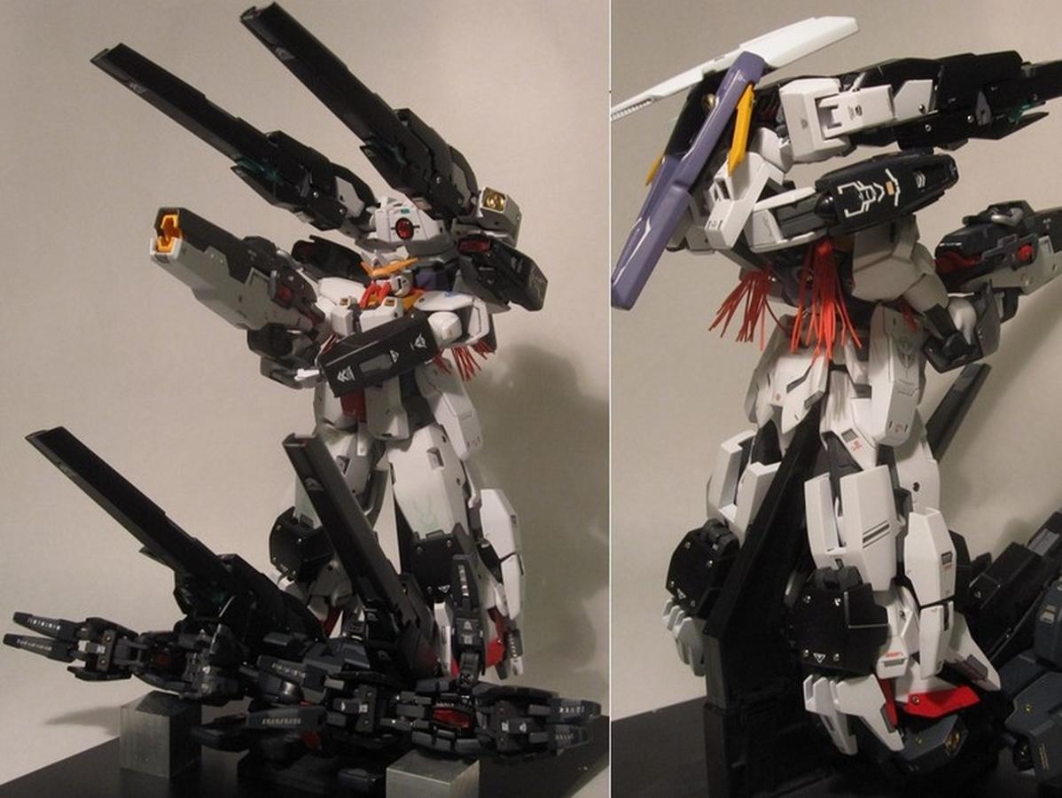 CB-002 Raphael Gundam Render by romerskixx on DeviantArt |Raphael Gundam Sdgo