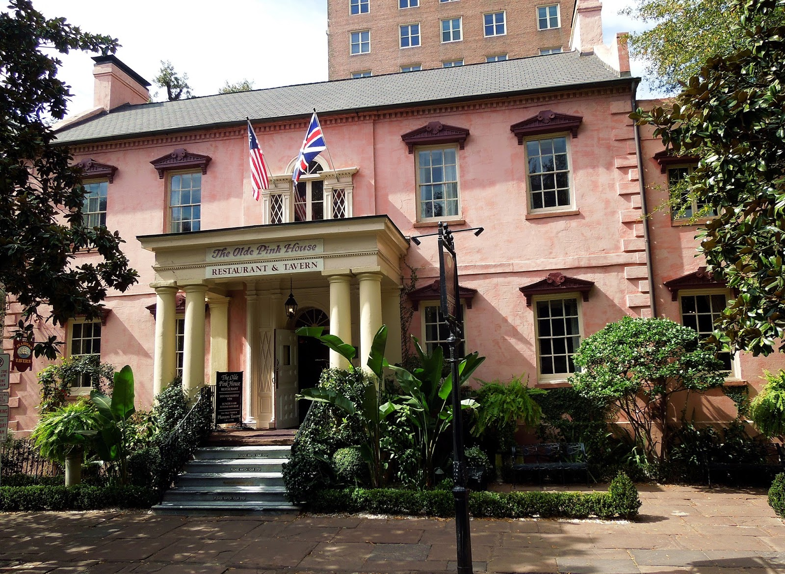 Focusing on travel i 39 ve got georgia on my mind for House tours in savannah ga