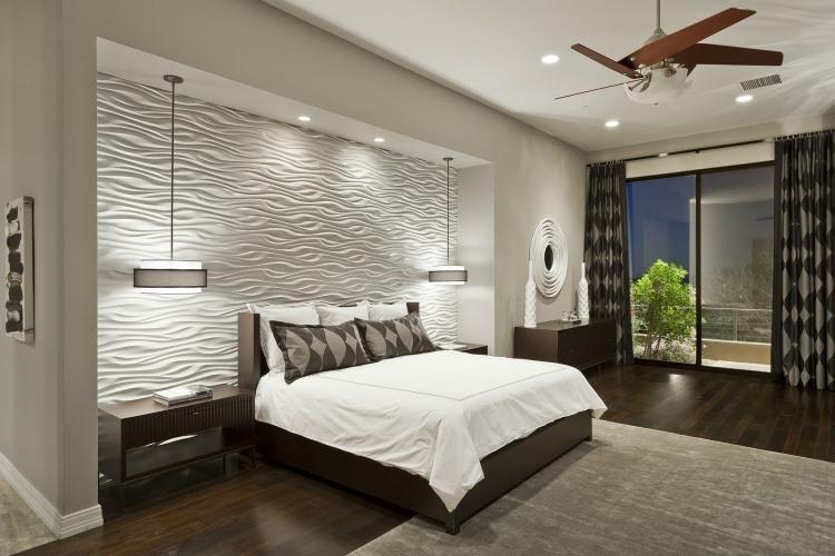 wandgestaltung schlafzimmer selber machen - schöne küche design - Wandgestaltung Schlafzimmer