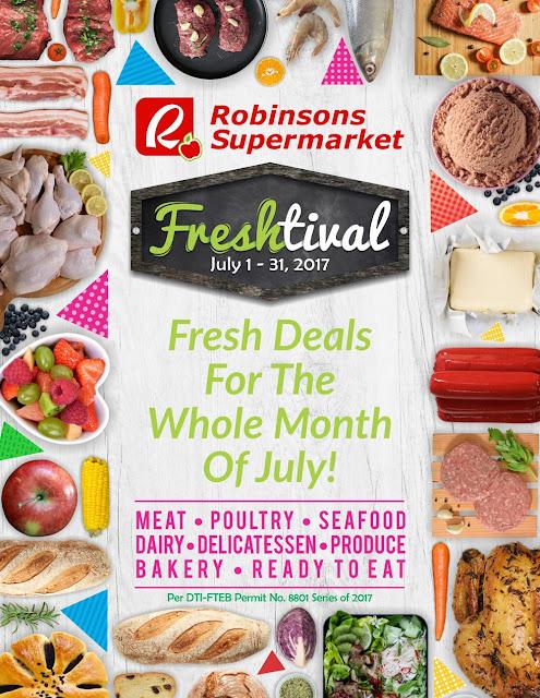Robinsons Supermaket FreshTival
