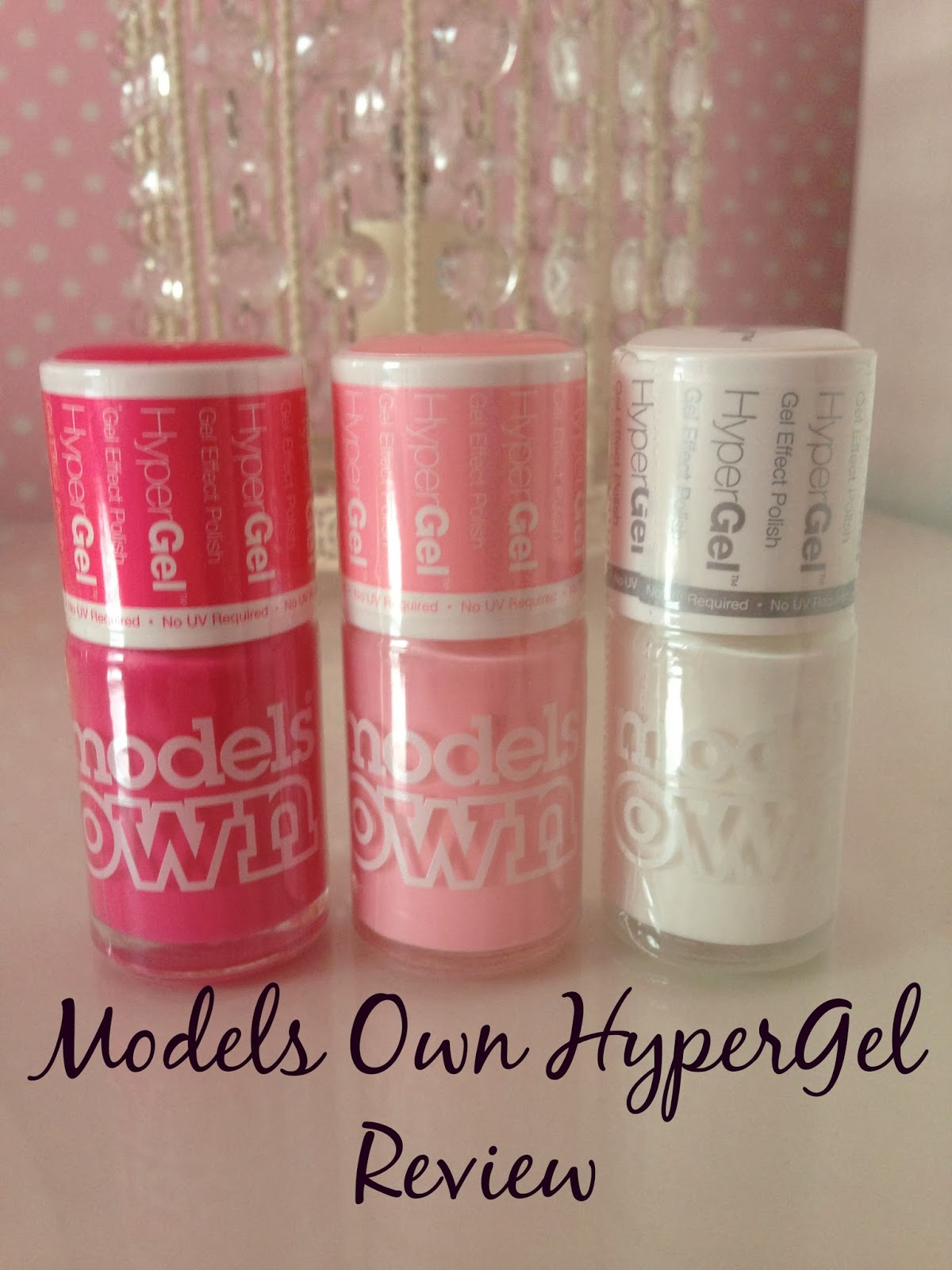 Models Own Hyper Gel Nail Polishes ~ My Thoughts - Mammaful Zo ...