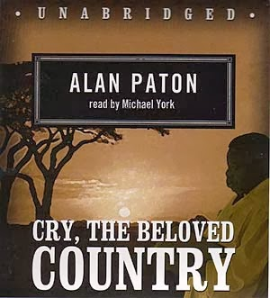 "alan patons cry the beloved country stimulating a change Cry, the beloved country a novel alan paton ""cry change their nature guards men, cares for men the titihoya does not cry here."