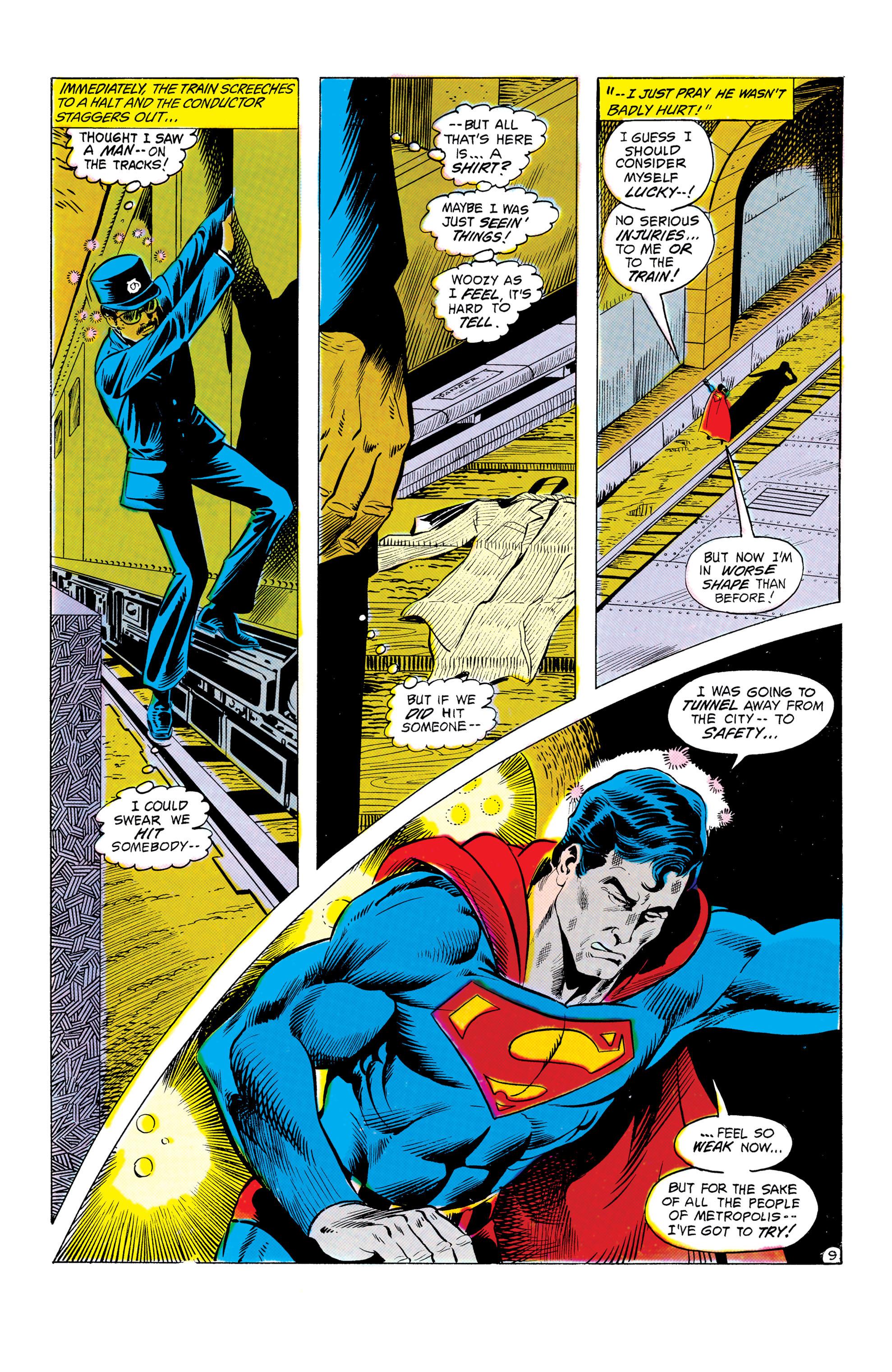 Read online World's Finest Comics comic -  Issue #303 - 10