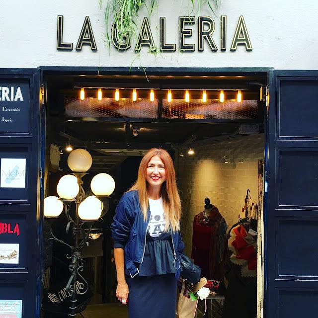 La Galería, Arte, Arquitectura, Moda, tendencias, Mercado, Vintage, Espacios singulares de Madrid