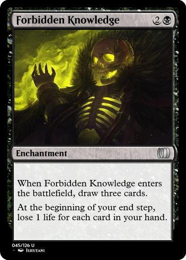 Goblin Artisans: CCDD 080216—Forbidden Knowledge