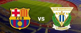 يلاشوت  مباراة برشلونة وليغانيس بث مباشر بتاريخ 26-09-2018 الدوري الاسباني للمشاهدة من هناا ا