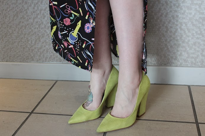 london fashion week style blogger