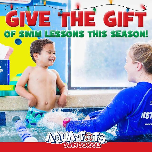 Gift of swim lessons, swim lesson cost, benefits of swim lessons