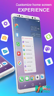 Launcher For Phone X Unlocked APK