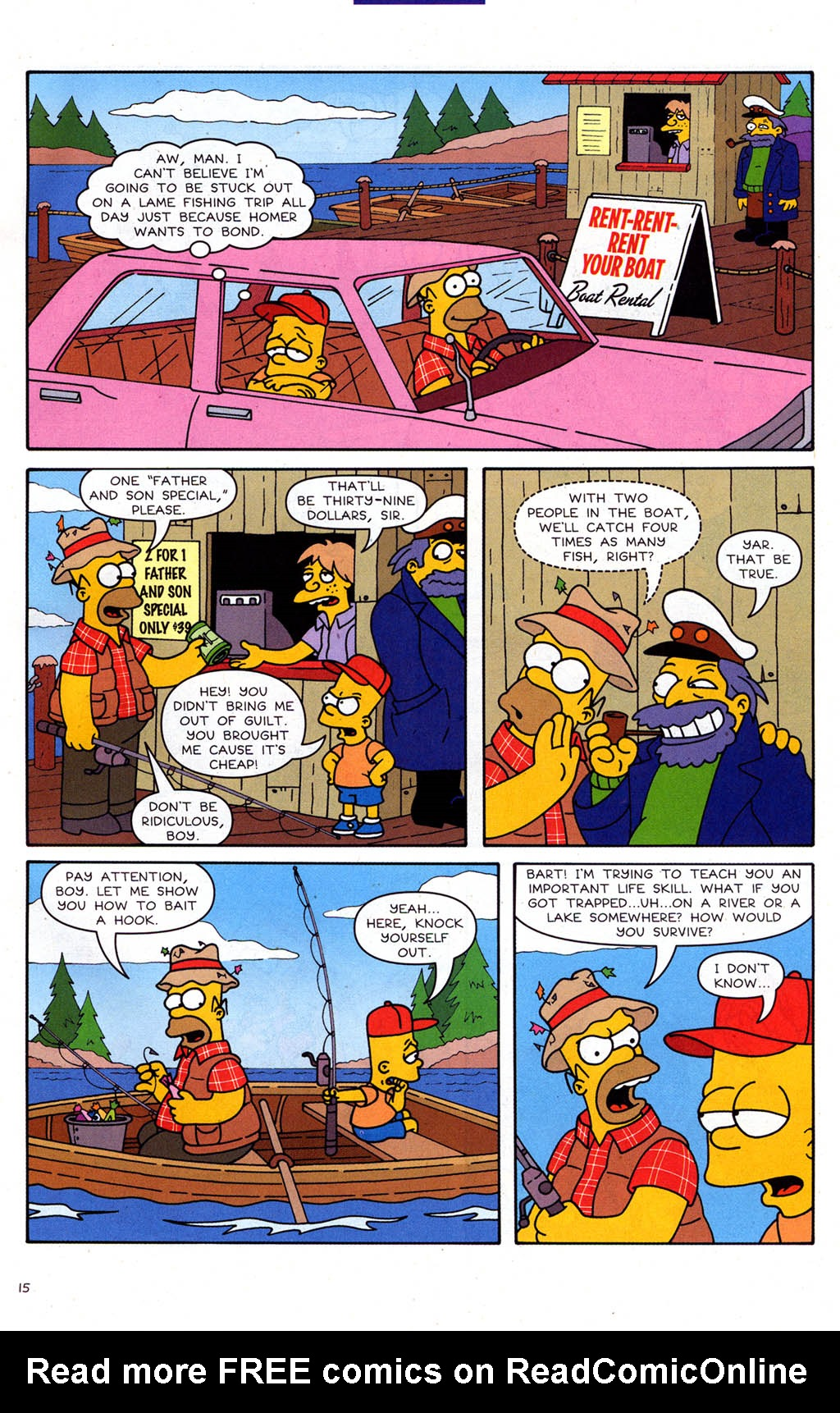 Read online Simpsons Comics Presents Bart Simpson comic -  Issue #22 - 17