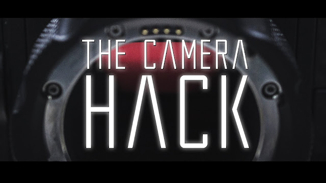 The sci-fi short film ´The Camera Hack´
