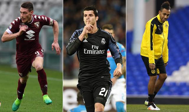Milan Akan Mendatangkan Tiga Pemain Ini