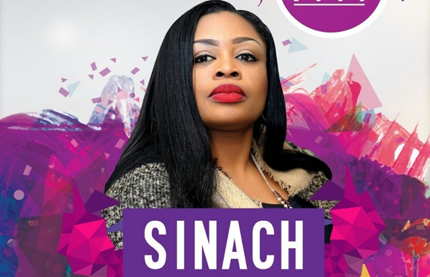 Sinach beautiful picture