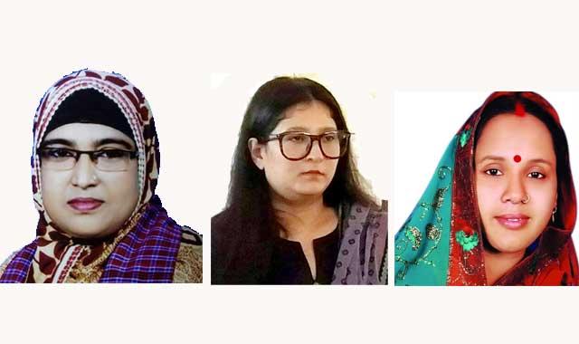 টাঙ্গাইলে সংসদ সদস্য প্রতিদ্বন্দ্বিতায় তিন নারী