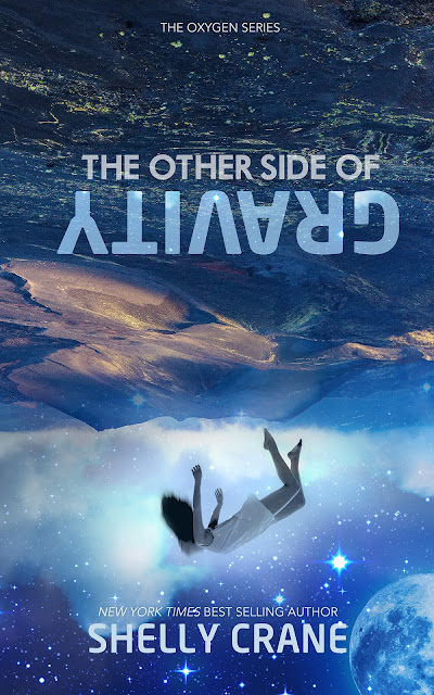 Cover Reveal : The Other Side of Gravity by Shelly Crane