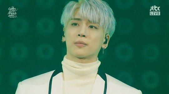 BTS 2019 GDA'da albüm daesangı aldı, Jonghyun bonsang aldı
