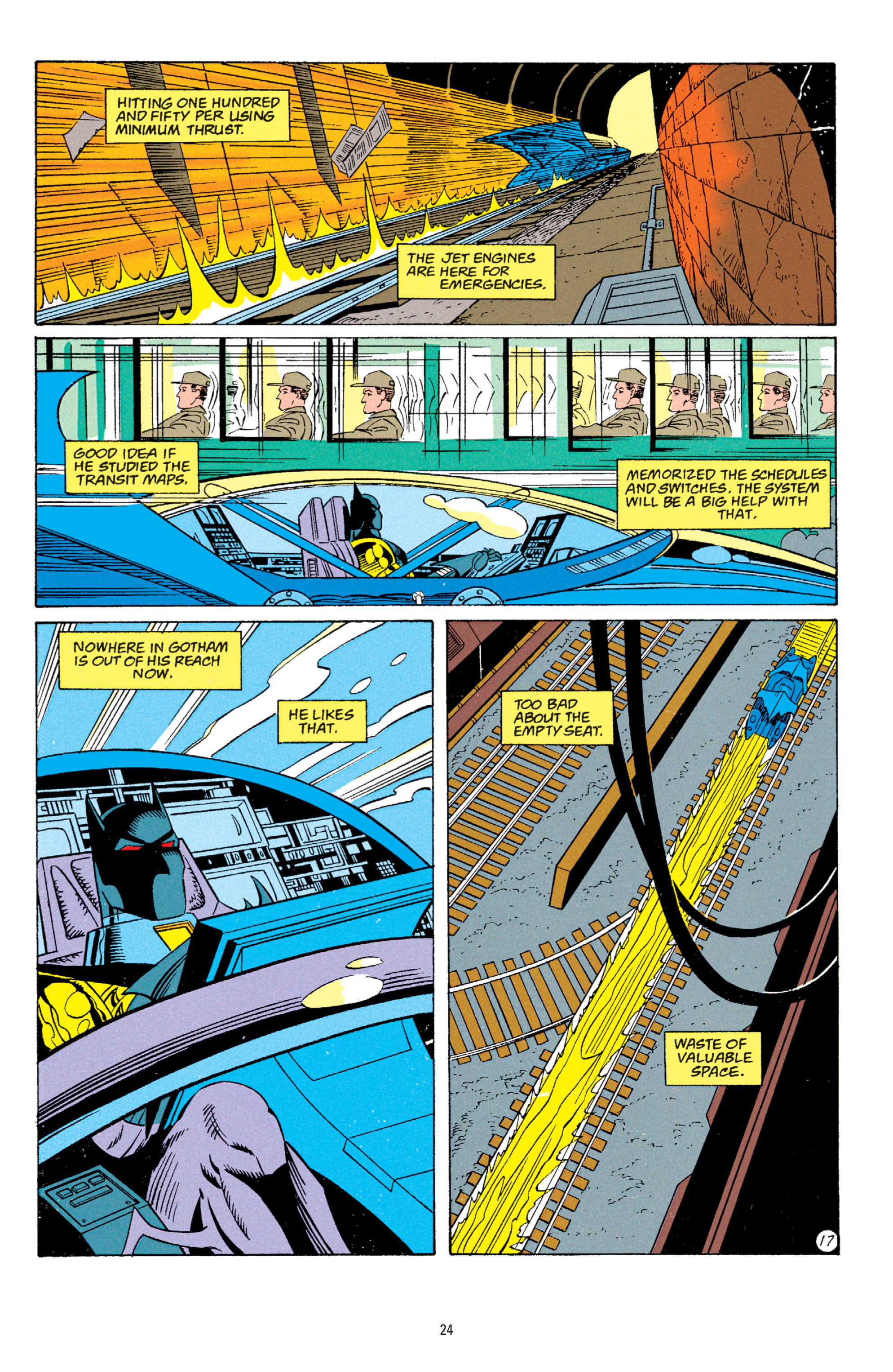 Detective Comics (1937) 667 Page 17