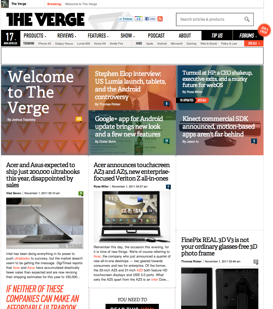theverge.com when launched