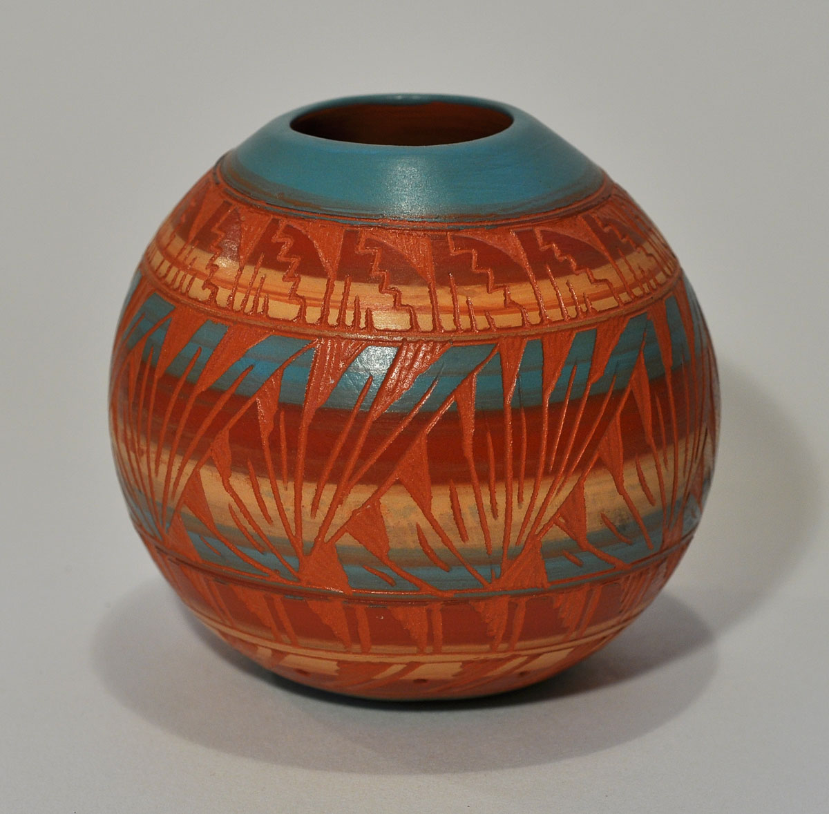 Earth Work Native American Pottery