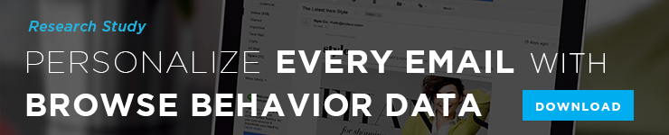 Strategy Guide: Personalize Every Email with Browse Behavior Data
