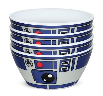 Starwars R2-D2 Bowls