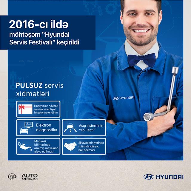 Hyundai Azerbaijan 2017-yə hazırdır - Cavid Abasovun bloqu