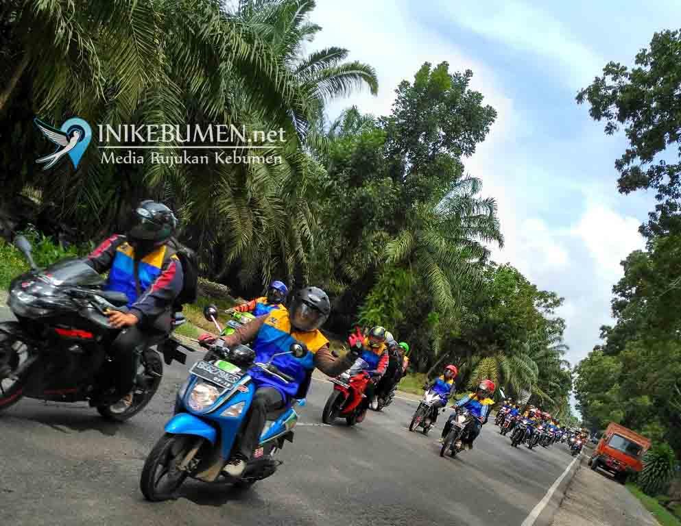 """Bikers Sumatera Utara """"Hidupkan Kembali"""" Wisata Danau Toba"""