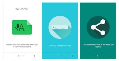 Cara Mengubah atau Mengkonversi Pesan Suara di WhatsApp menjadi Pesan Teks
