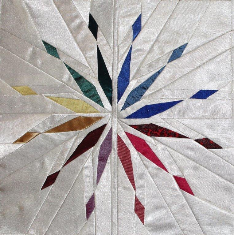 Paper Pieced Christmas Tree Pattern: Sarah Lynn's Quilting: 'Starlight Diverging' Blocks For