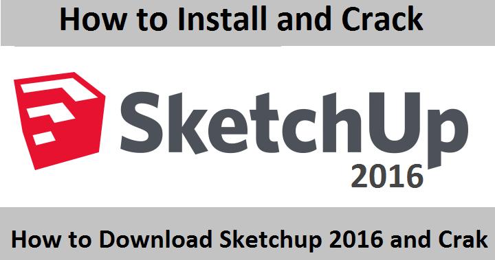 Sketchup 2016 Crack For Mac