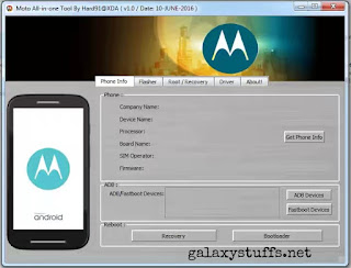 Motorola All In One Flash Tool (Flashing Software) Free Download