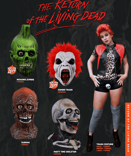 Trick or Treat Studios: Return of the living dead