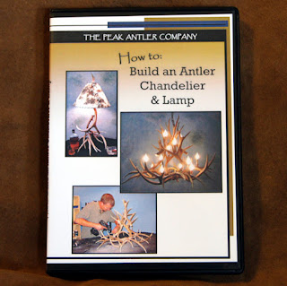 Superb Make Antler Chandelier Kit Wiring Digital Resources Xeirawoestevosnl