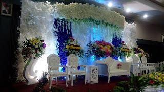 Jasa Dekorasi Styrofoam Dan Pembuatan Pelaminan Di Bandung