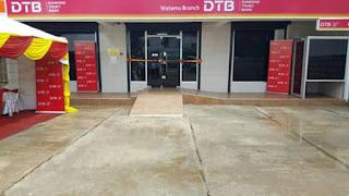 DTB watamu branch