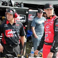 David & Todd Gilliland - #NASCAR #KNEast