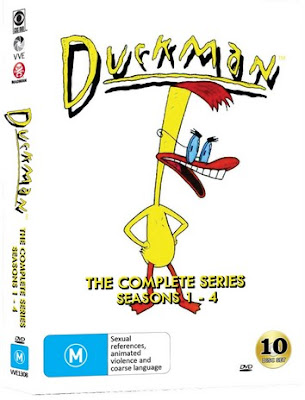 Duckman: The Complete Seasons 1-4: DVD Review