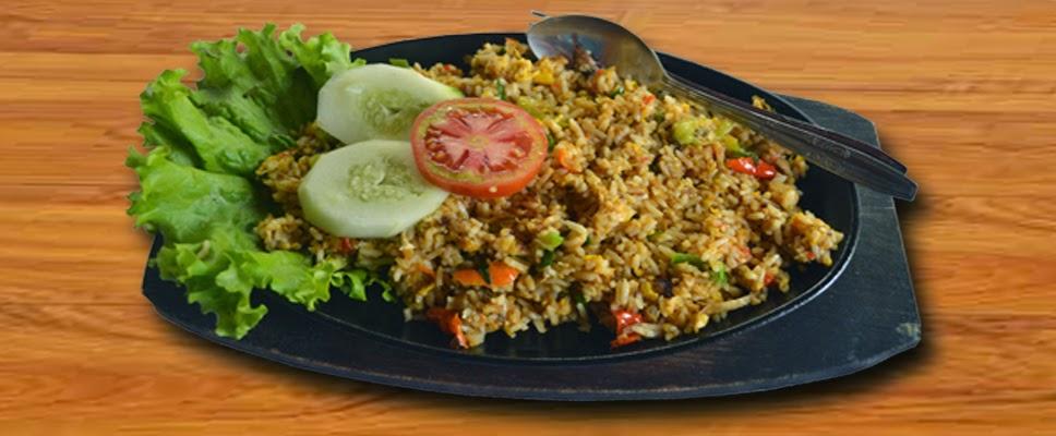 Resep Nasi Goreng Ayam Hot Plate