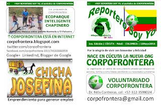 #RSY Noticias | Reportero Soy Yo de CORPOFRONTERA Edición 1 del 14Sep2016