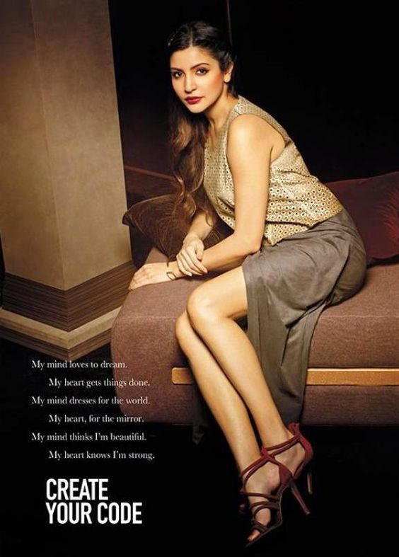Anushka Sharma Hot Photo shoot